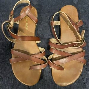 Alt'rd State Strappy Sandals